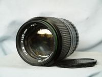 M42 135mm 2.8 Prime Portrait 42mm Screw Lens -Great Bokeh-Easy to Conver